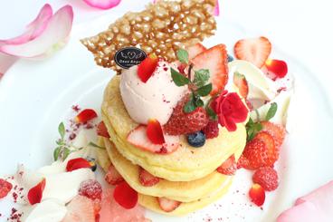 Rose Pancake